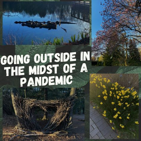Going Outside in the Midst of a Pandemic