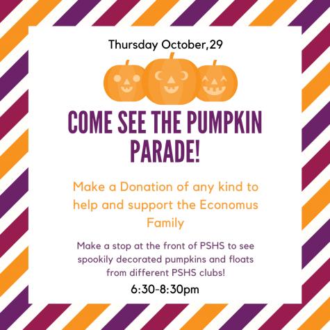 FCCLA hosts Pumpkin Parade