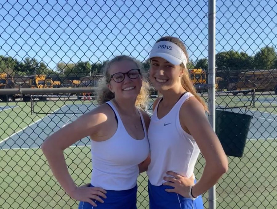 Tennis Team Celebrates Accolades
