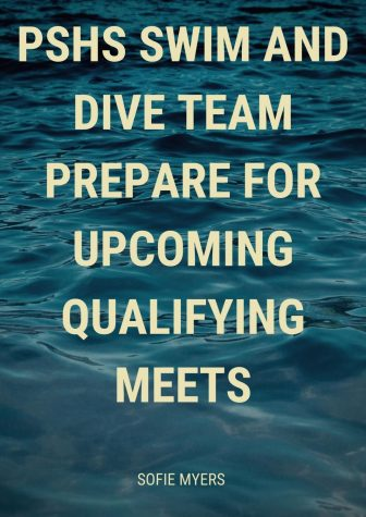 PSHS Swim and Dive Team prepares for Sectionals/Districts!