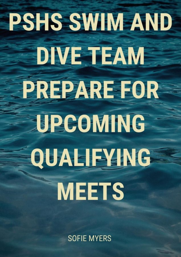 PSHS+Swim+and+Dive+Team+prepares+for+Sectionals%2FDistricts%21