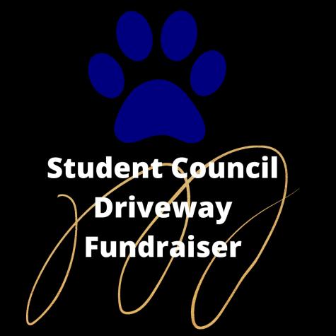 Student Council Driveway Fundraiser