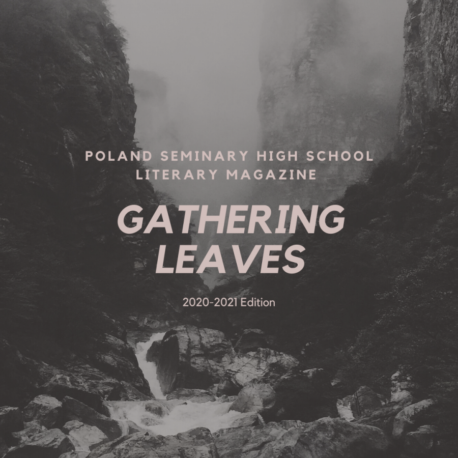 Gathering Leaves Literary Magazine 2020-2021